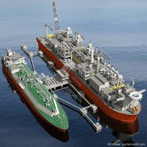 Технологии сжижения и регазификации на море FLNG - регазификационные суда Excelerate Energy