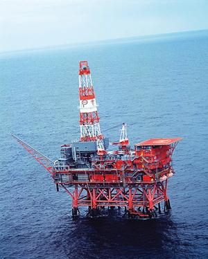 промысловая добыча природного газа