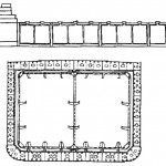Конструкция корпуса метановоза