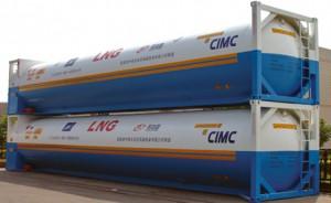 Контейнер-цистерна для сжиженного природного газа