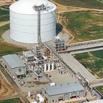 Комплекс СПГ для регулирования пикового газопотребления в Мемфисе