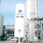 резервуар для хранения спг -сжиженного природного газа