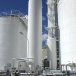 хранение сжиженного природного газа в резервуарах СПГ