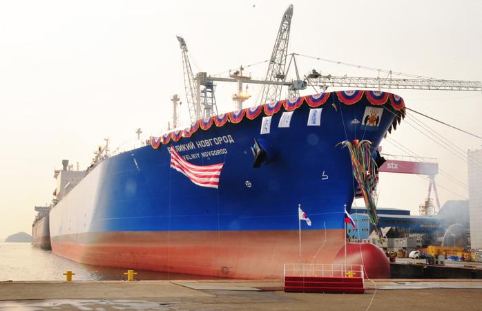СПГ-танкер «Великий Новгород»