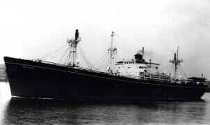 Экспериментальный СПГ-танкер Beauvais