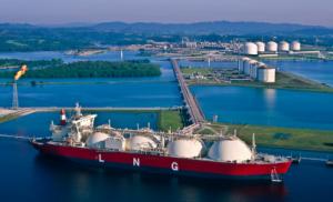 судно-газовоз (метановоз)