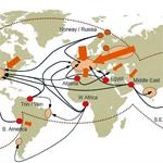 Мировая торговля сжиженным природным газом