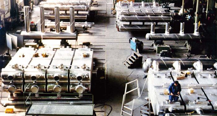производство пластинчатых теплообменников